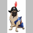 Pirate Pup Dog Costume - LARGE