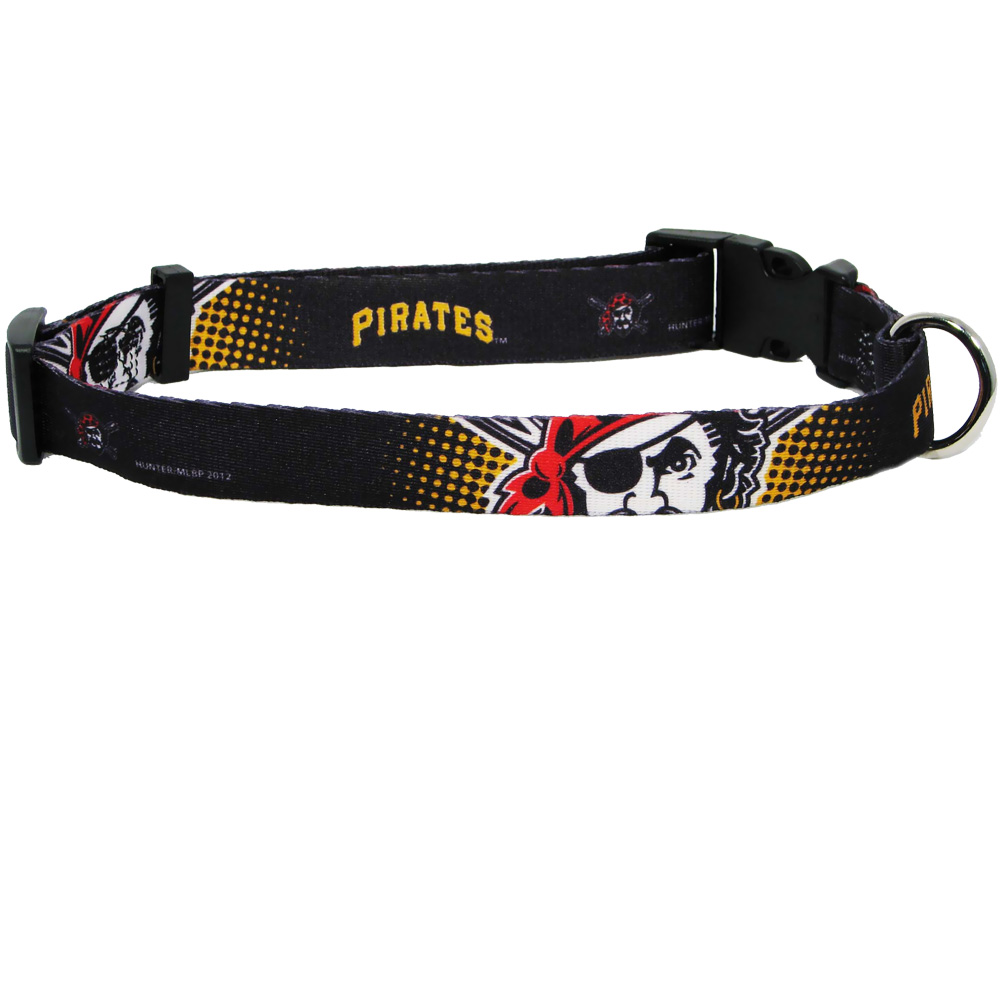 Pittsburgh Pirates Dog Collars & Leashes