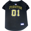 Pittsburgh Pirates Dog Jerseys