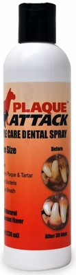 Plaque Attack Spray Economy Size Refill (8 oz)