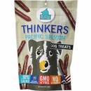 Plato Thinkers Pacific Salmon Sticks Dog Treats (10 oz)