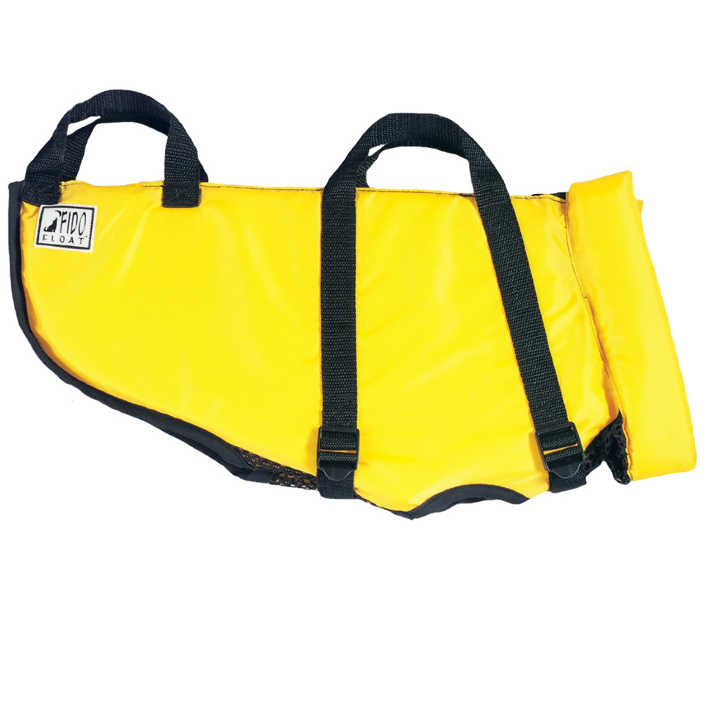 Premier Fido Float Yellow - Large