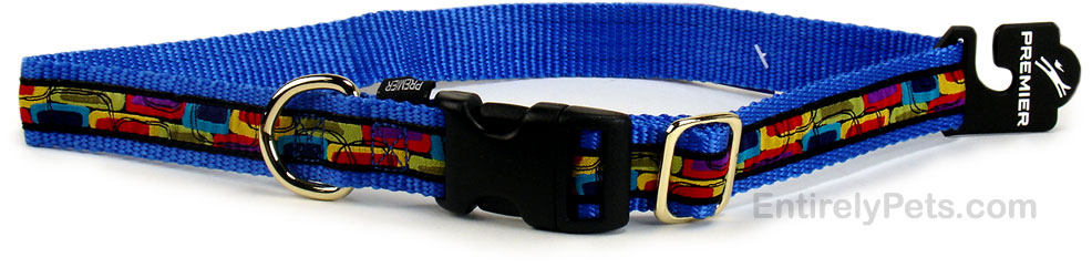 "Premier Quick Snap Collar - MEDIUM  (3/4"")"