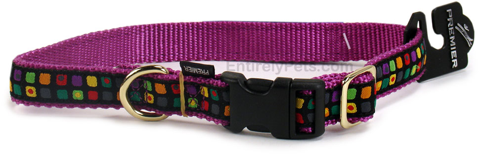 "Premier Quick Snap Collar - SMALL (3/4"")"