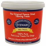 Pro-Treat Freeze Dried - Pork Liver Treats (12 oz)