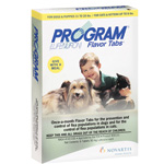 Program Flea Control for Dogs