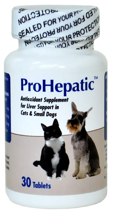 Prohepactic Liver Support Supplement