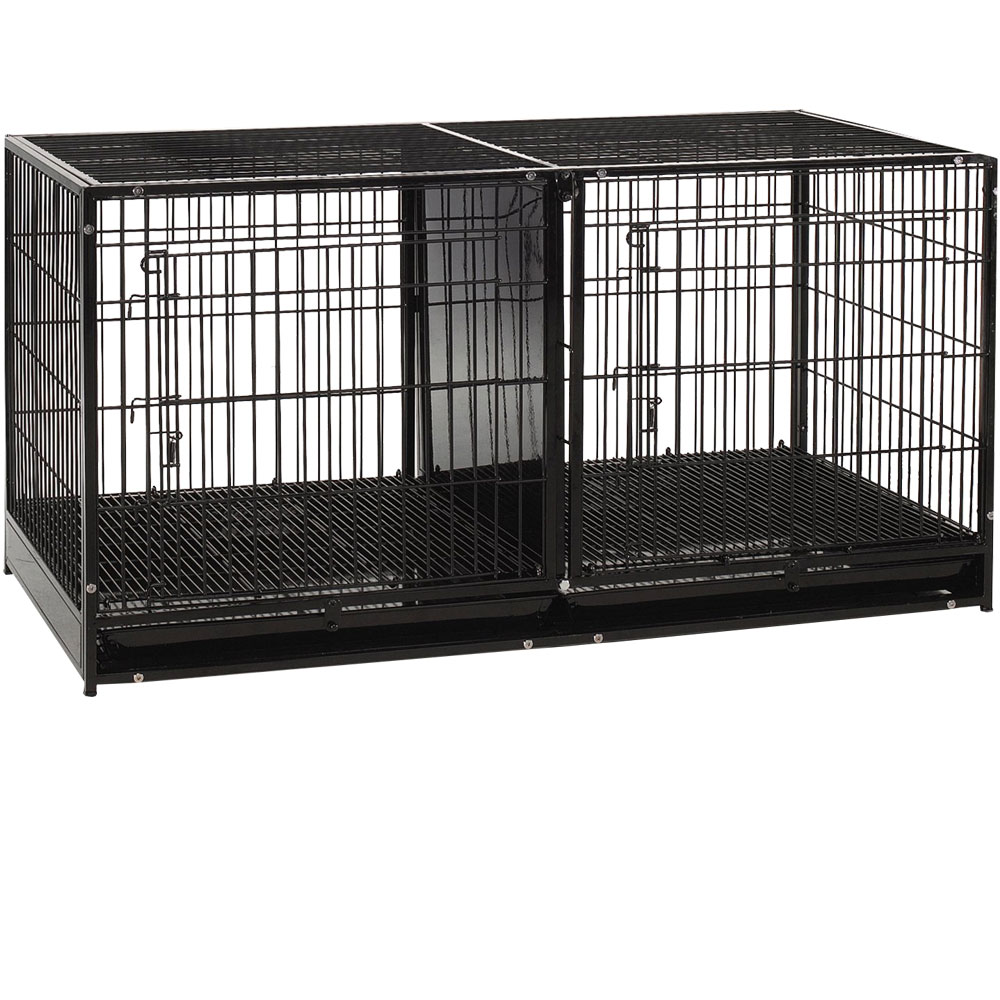 ProSelect Modular Cage with Plastic Tray
