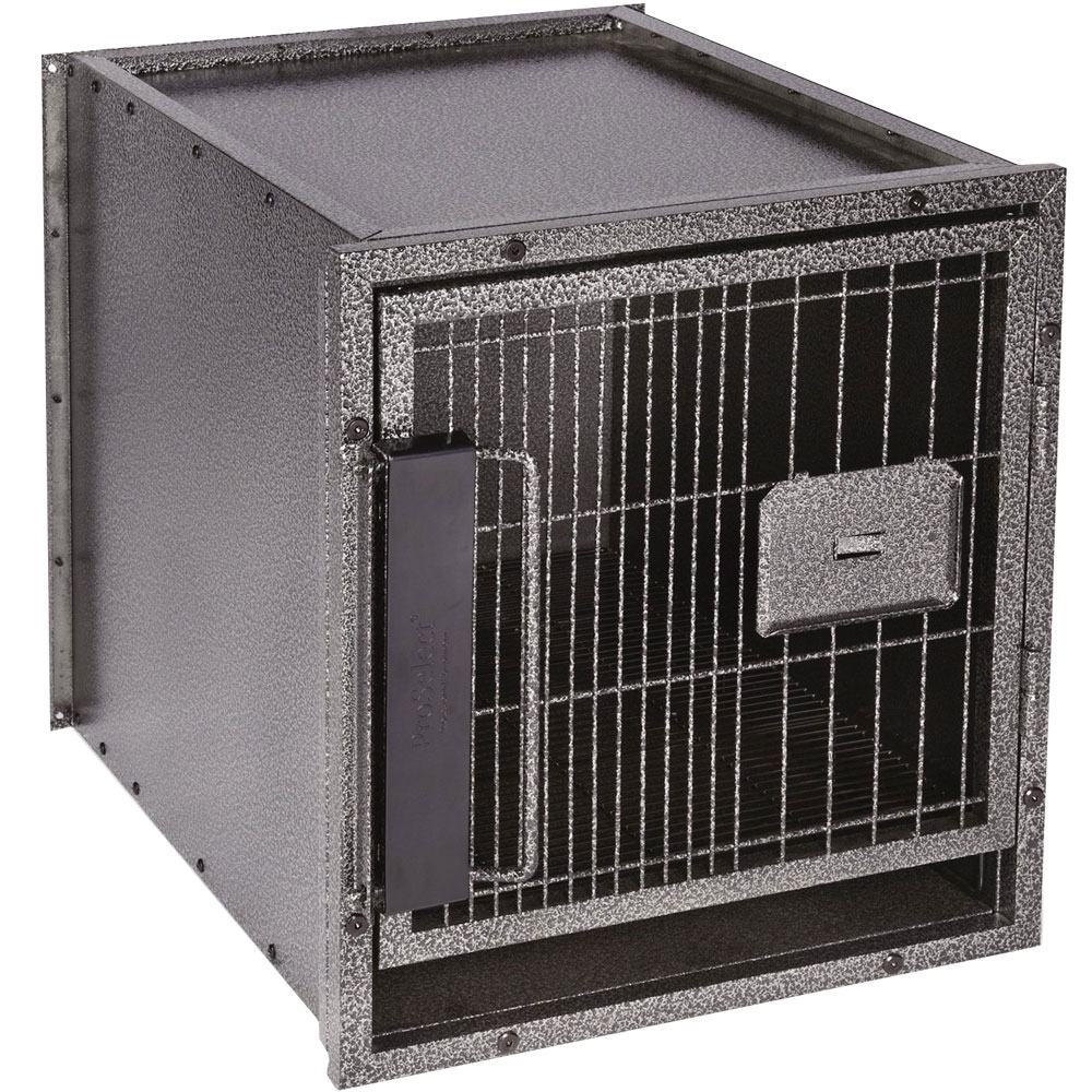Proselect Modular Kennel Cage Gray Small