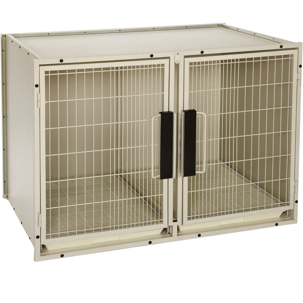 ProSelect Modular Kennel Cage - Tan (Large)
