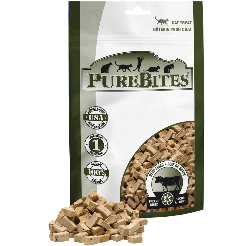 Purebites Cat Food Reviews