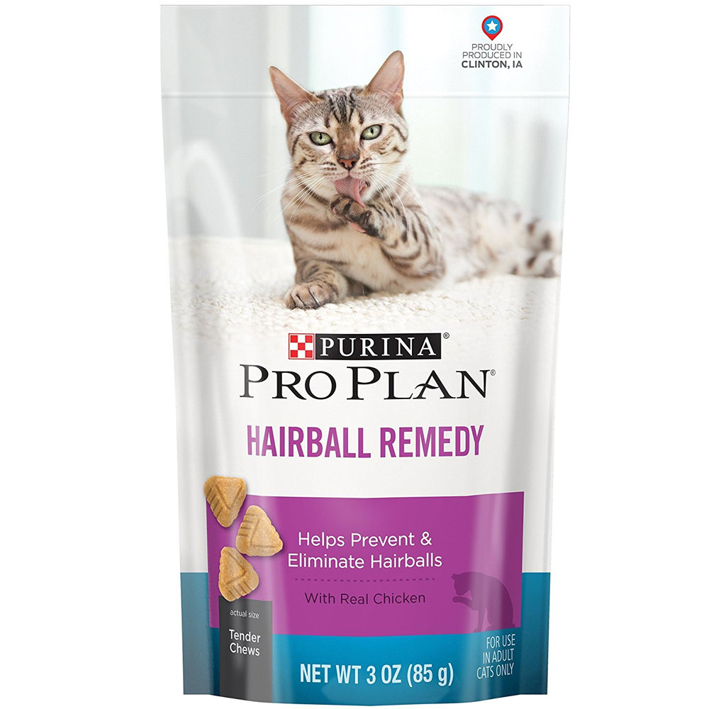Purina Pro Plan  Hairball Remedy Chews (3 oz)