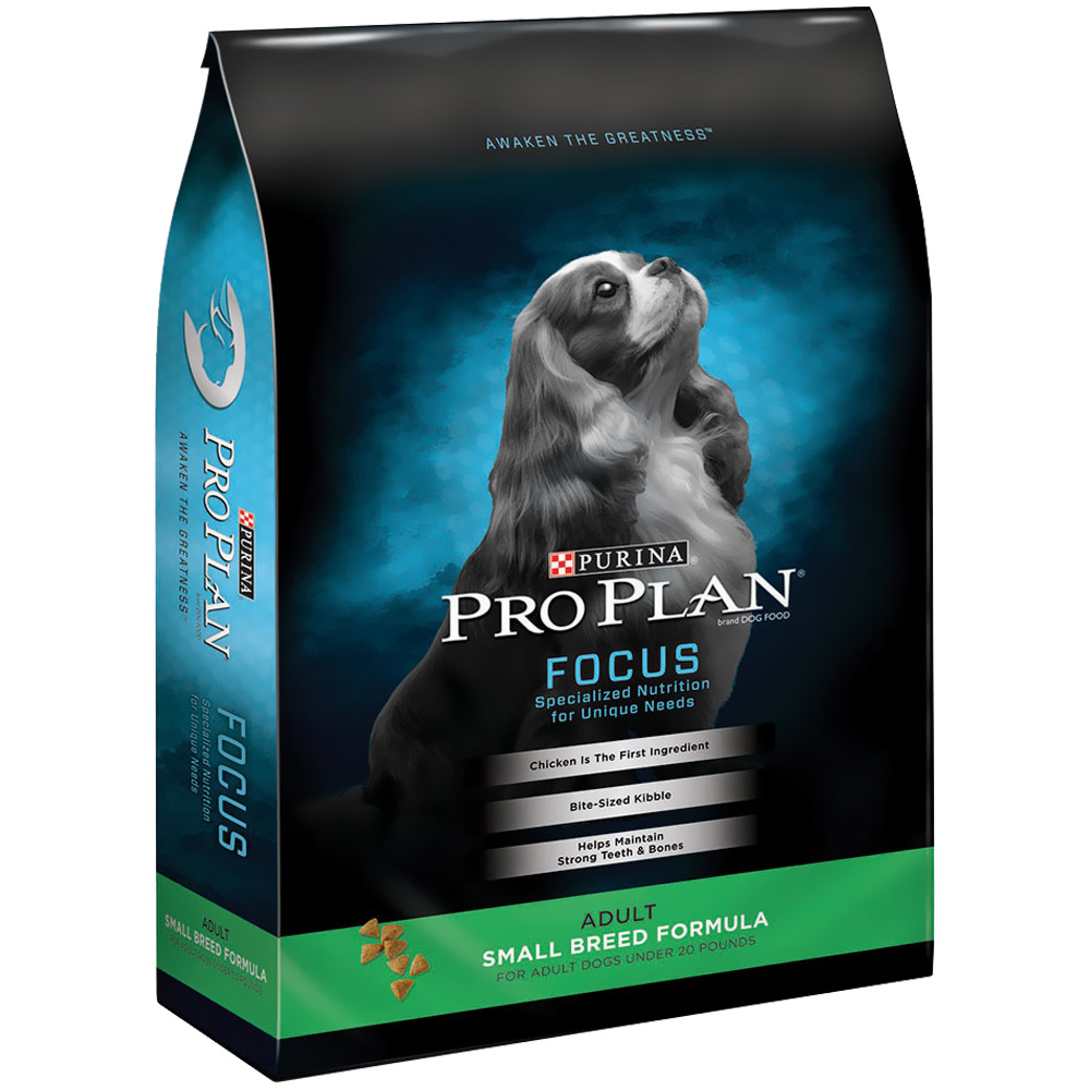 Purina Pro Plan Focus - Small Breed Dry Adult Dog Food (6 lb)