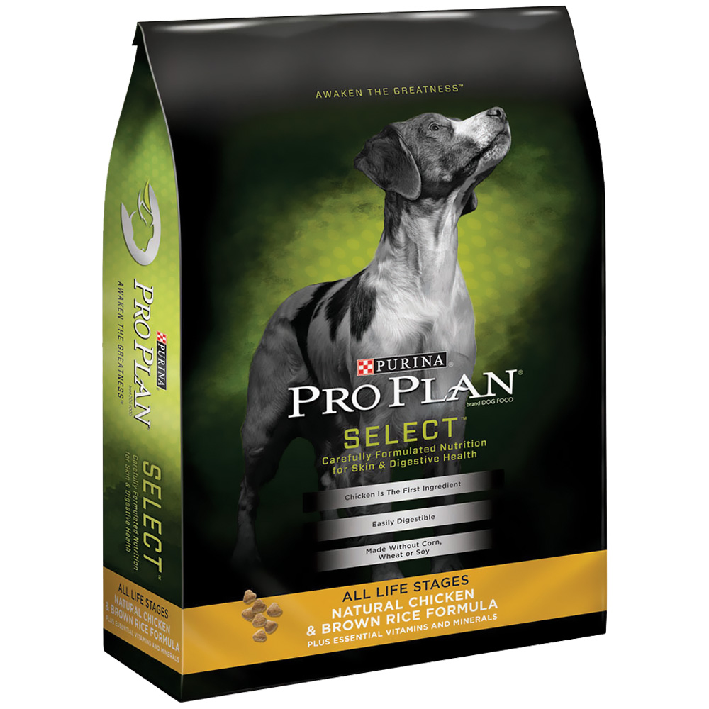 Purina Pro Plan Chicken And Rice Dog Food Reviews