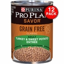 Purina Pro Plan Select - Turkey & Sweet Potato Entrée Canned Adult Dog Food (12x13 oz)