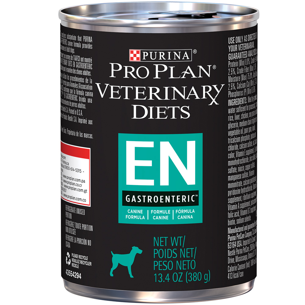 Purina Veterinary Diets EN Gastroenteric Canine Formula Can (13.4 oz)