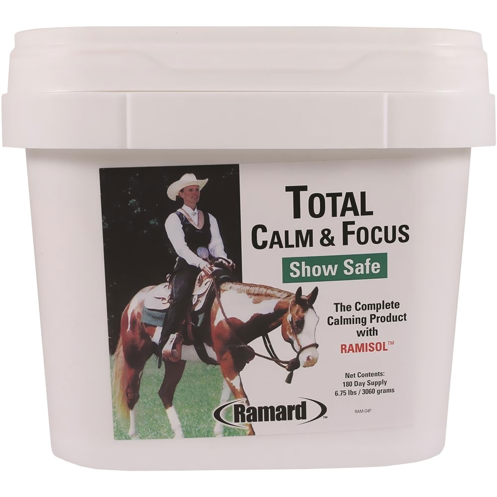 Ramard Total Calm & Focus (180 Day Supply)