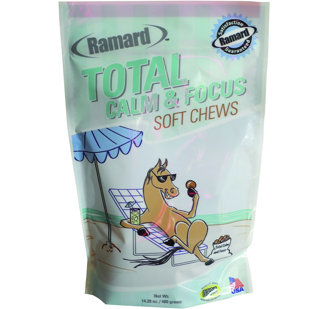 Ramard Total Calm & Focus Soft Chews(14.28 oz)