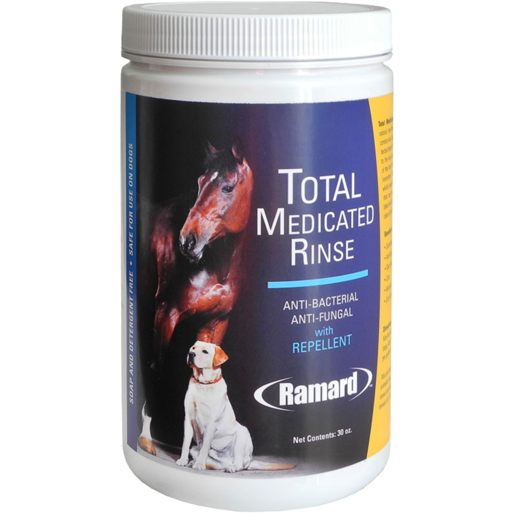 Ramard Total Medicated Rinse (30 oz)