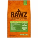 Rawz Meal Free Dry Dog Food - Dehydrated Chicken, Turkey & Chicken Recipe (10 lb)