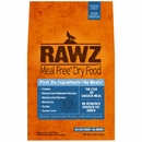 Rawz Meal Free Dry Dog Food - Salmon, Dehydrated Chicken & Whitefish Recipe (10 lb)