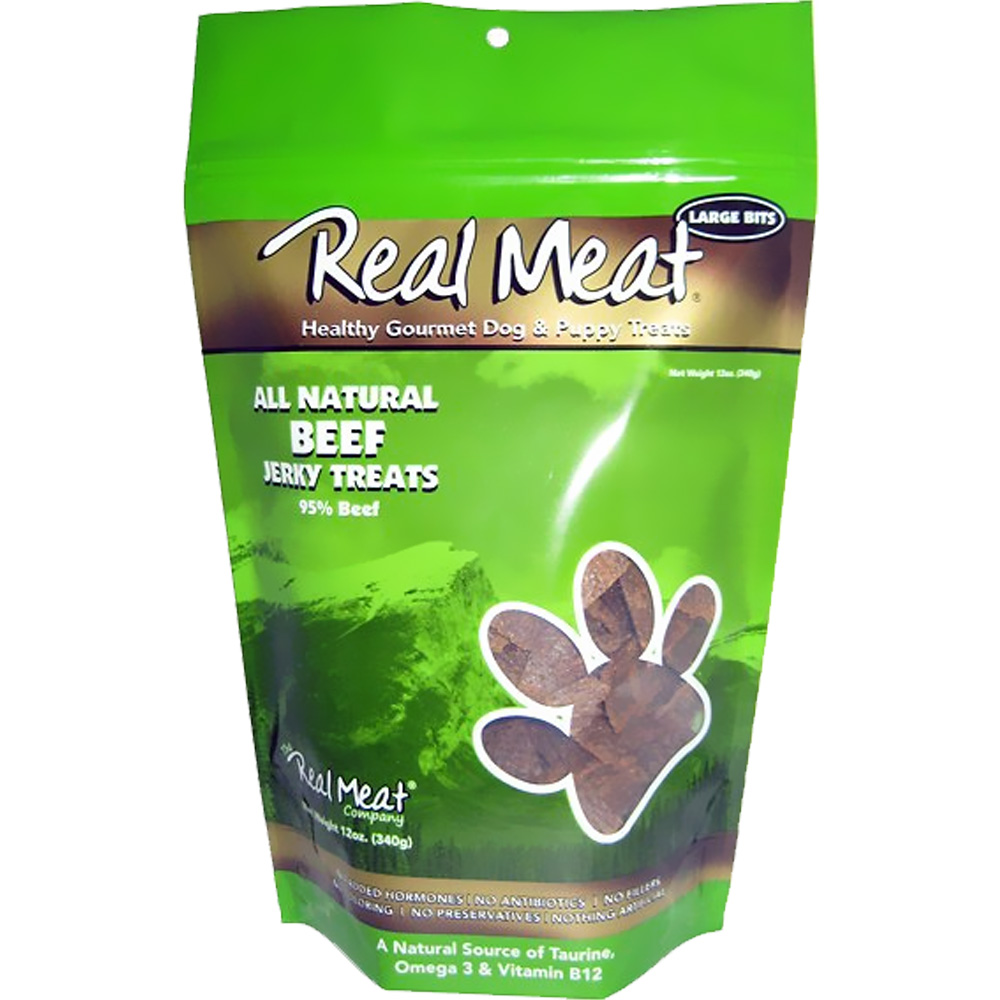 Real Meat Jerky Treats