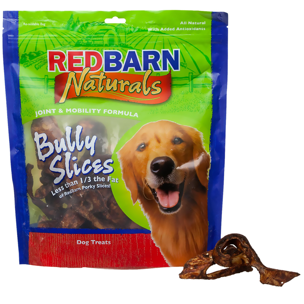 bully slices by redbarn natural cow ear treats for dogs. Black Bedroom Furniture Sets. Home Design Ideas