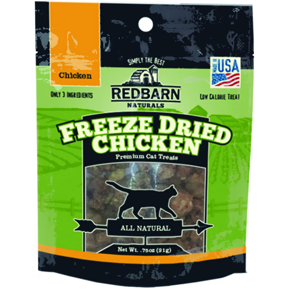 Redbarn Cat Treats - Chicken (0.75 oz)