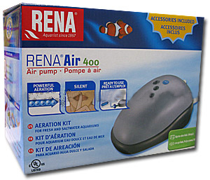 Rena Air Pump 400 (upto 160 gal)