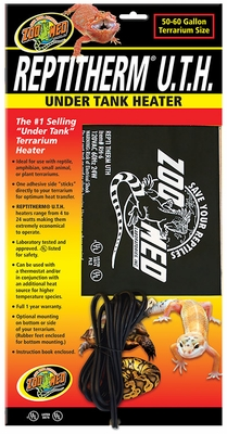 """Reptitherm Under Tank Heater (50-60 gallons) 8"""" by 18"""""""