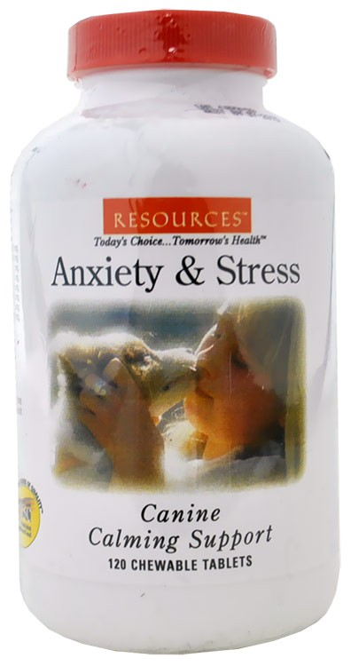 Resources Canine Anti-Anxiety Calming Formula