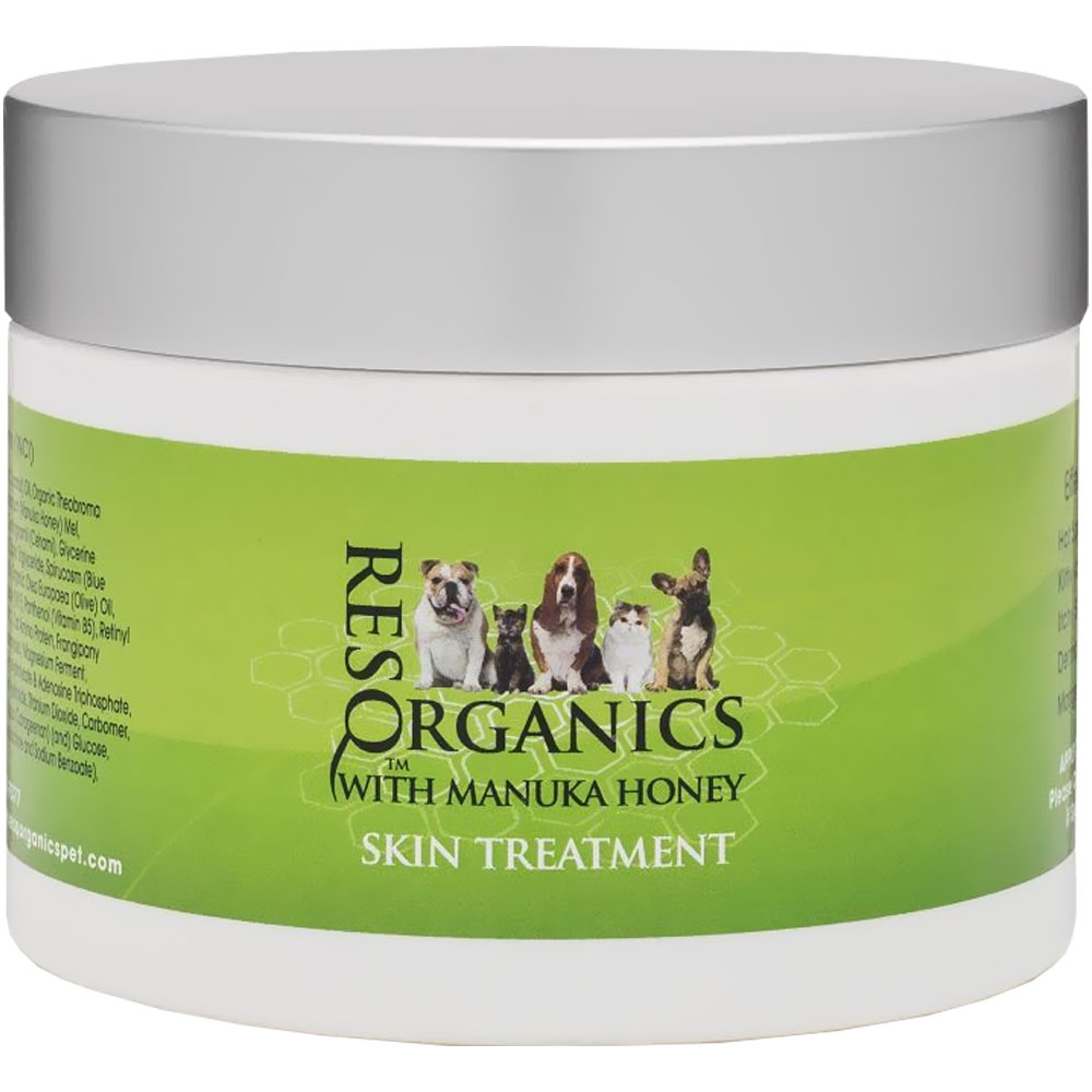 ResQ Organics Pet Skin Treatment (8 oz)