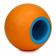 Rita Fetch & Treat Ball - Slobber and Spice (ORANGE)