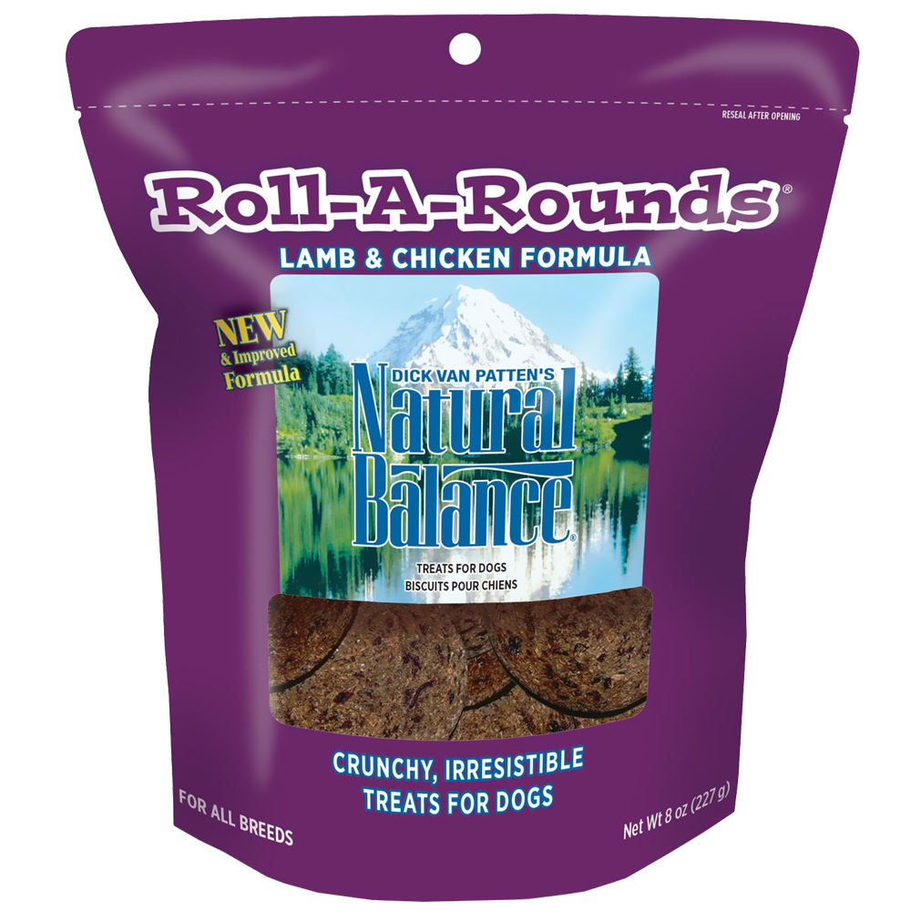 Roll-A-Rounds Treats (8 oz)