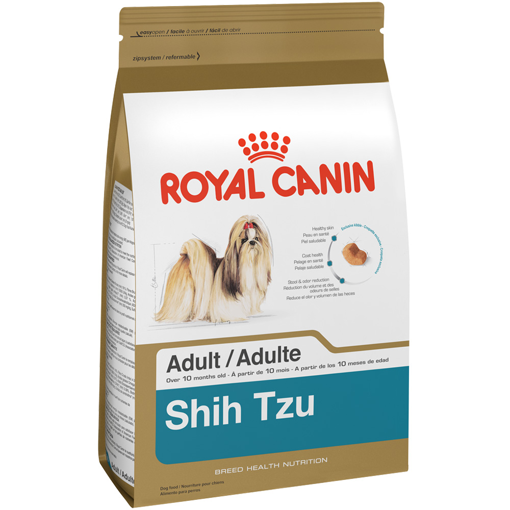 ROYAL CANIN Breed Health Nutrition Shih Tzu (10 lb)
