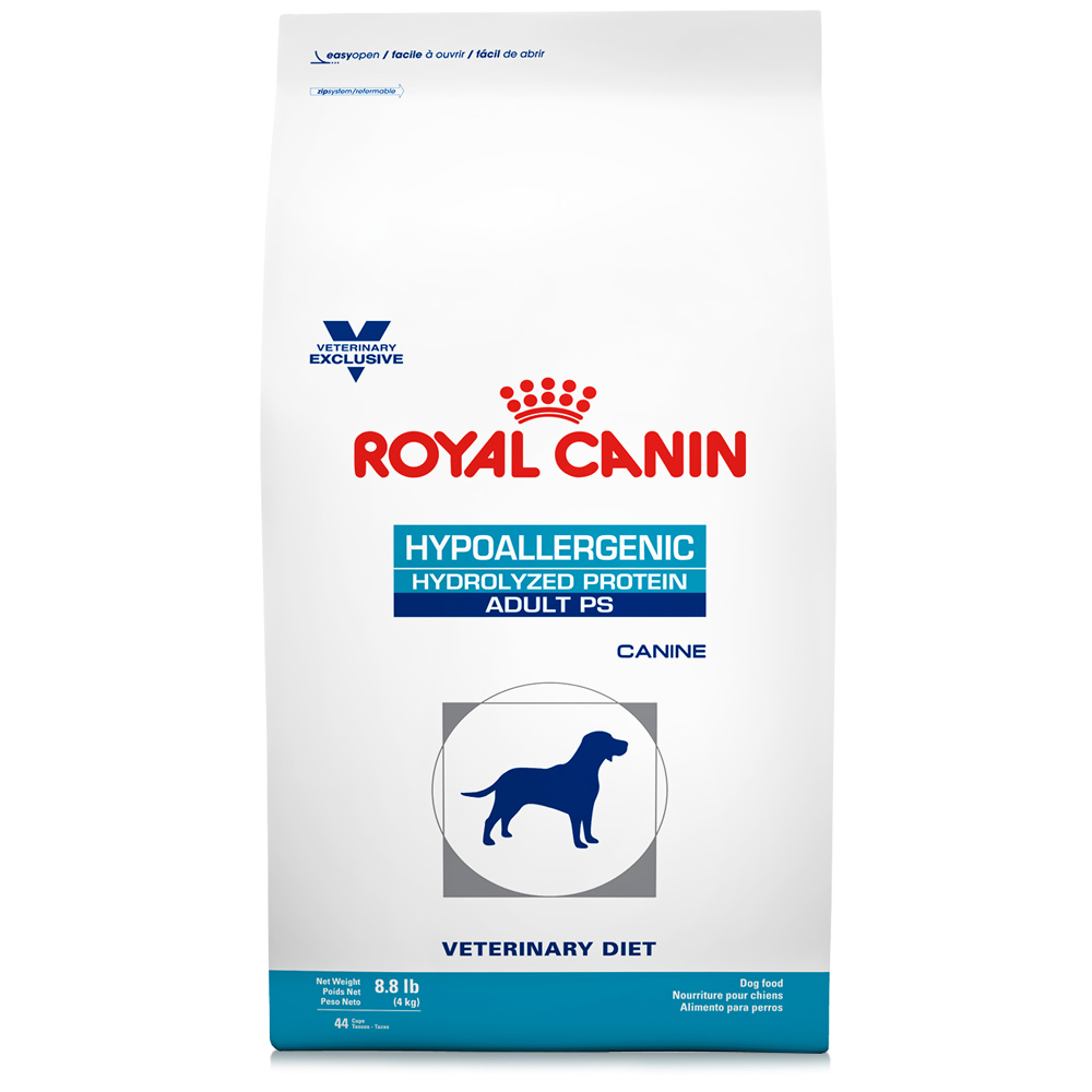 ROYAL CANIN Canine Hypoallergenic Hydrolyzed Protein ADULT PS (8.8 lb)