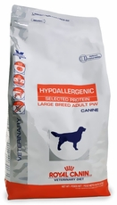royal canin canine hypoallergenic selected protein adult pw large breed dry 8 8 lb. Black Bedroom Furniture Sets. Home Design Ideas