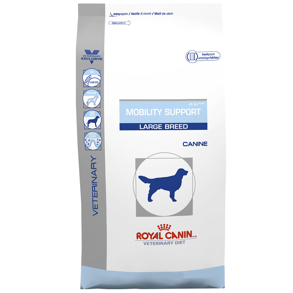 ROYAL CANIN Canine Mobility Support Dry - Large Breed (26.4 lb)