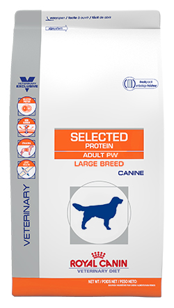 ROYAL CANIN Canine Selected Protein Adult PW Dry - Large Breed (26.4 lb)
