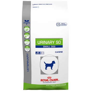 royal canin canine urinary so dry small dog 8 8 lb. Black Bedroom Furniture Sets. Home Design Ideas