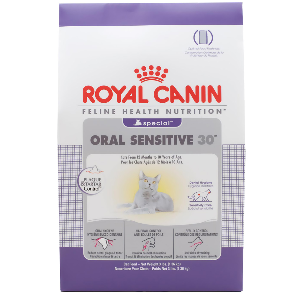 royal canin feline health nutrition oral sensitive 6 lb. Black Bedroom Furniture Sets. Home Design Ideas
