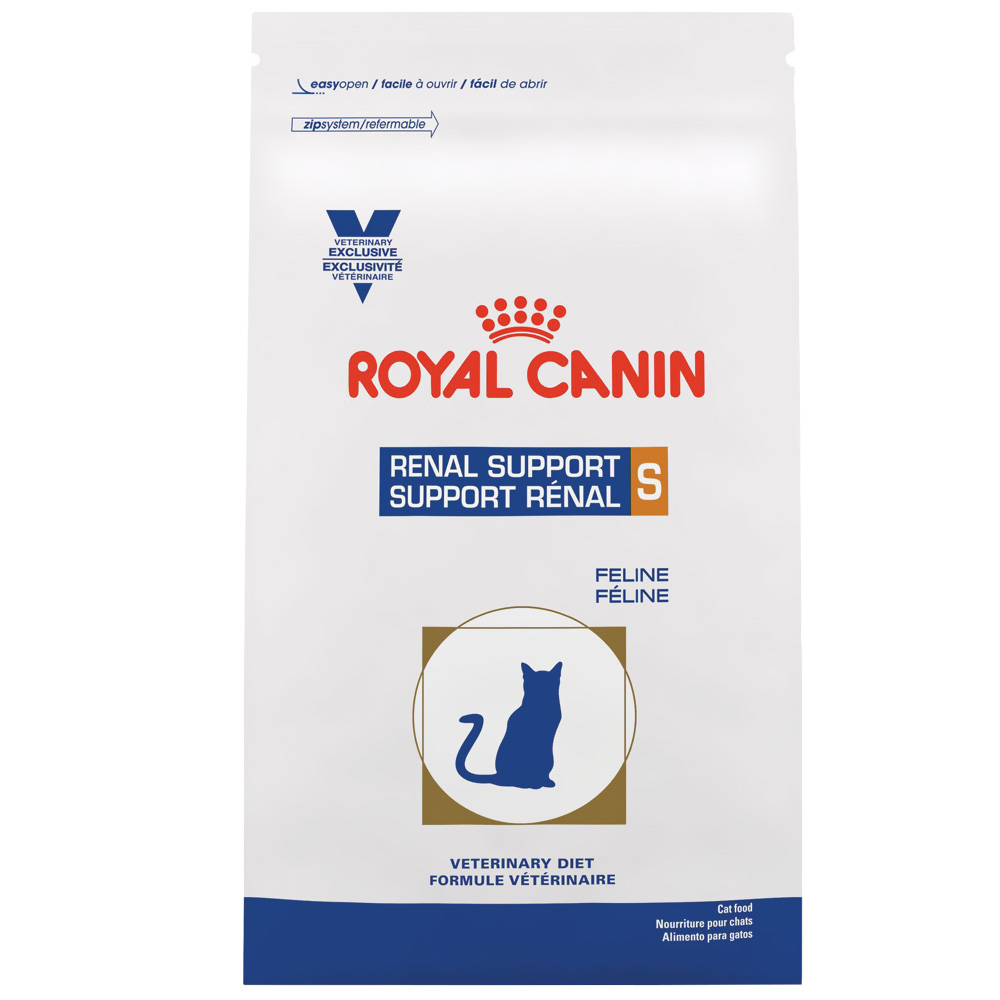 ROYAL CANIN Feline Renal Support S Dry (3 lb)