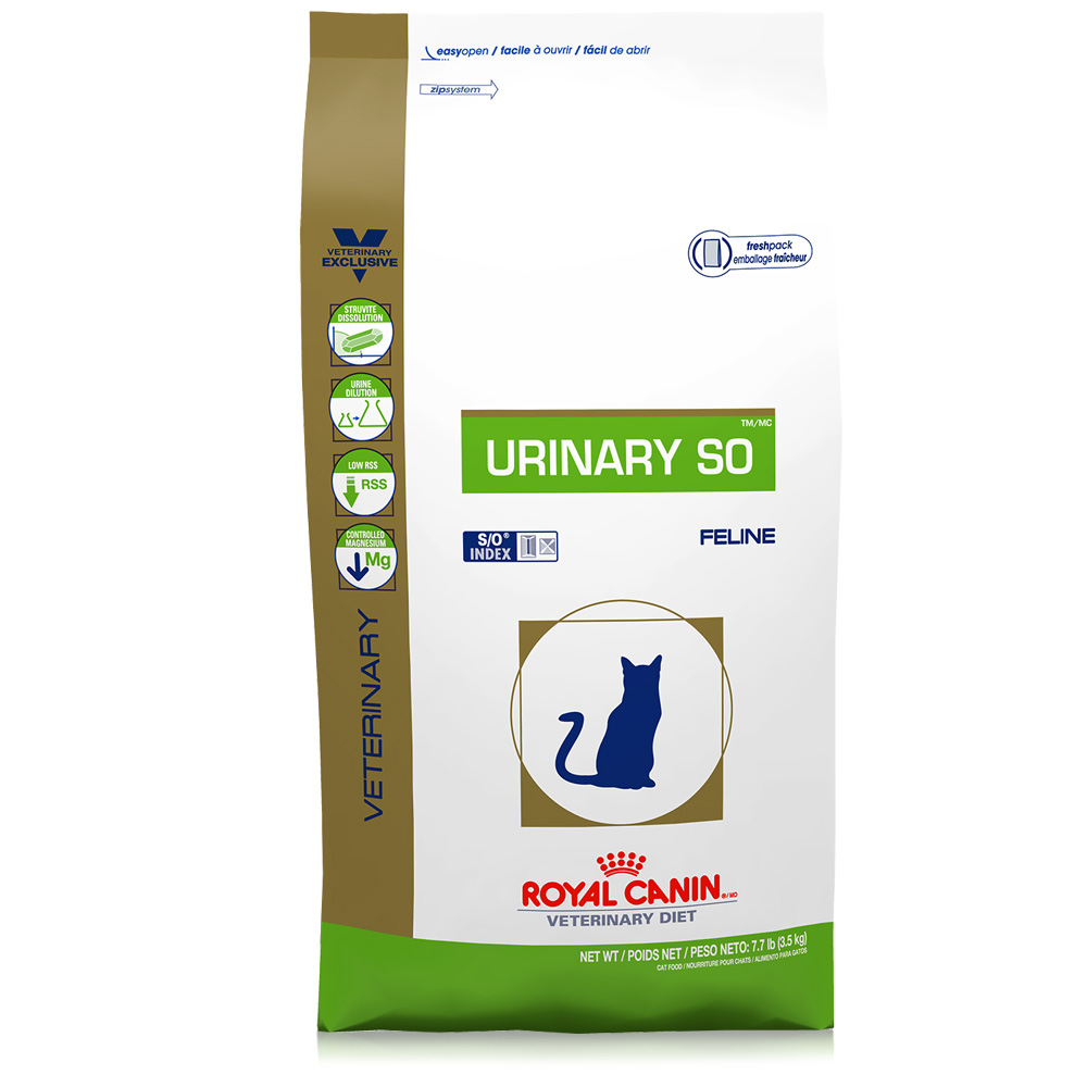 Royal Canin Feline Urinary So Cat Food