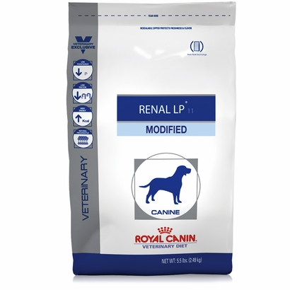 royal canin canine renal lp11 modified dry 5 5 lb. Black Bedroom Furniture Sets. Home Design Ideas