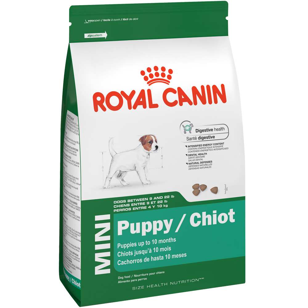 royal canin size health nutrition mini puppy 13 lb. Black Bedroom Furniture Sets. Home Design Ideas