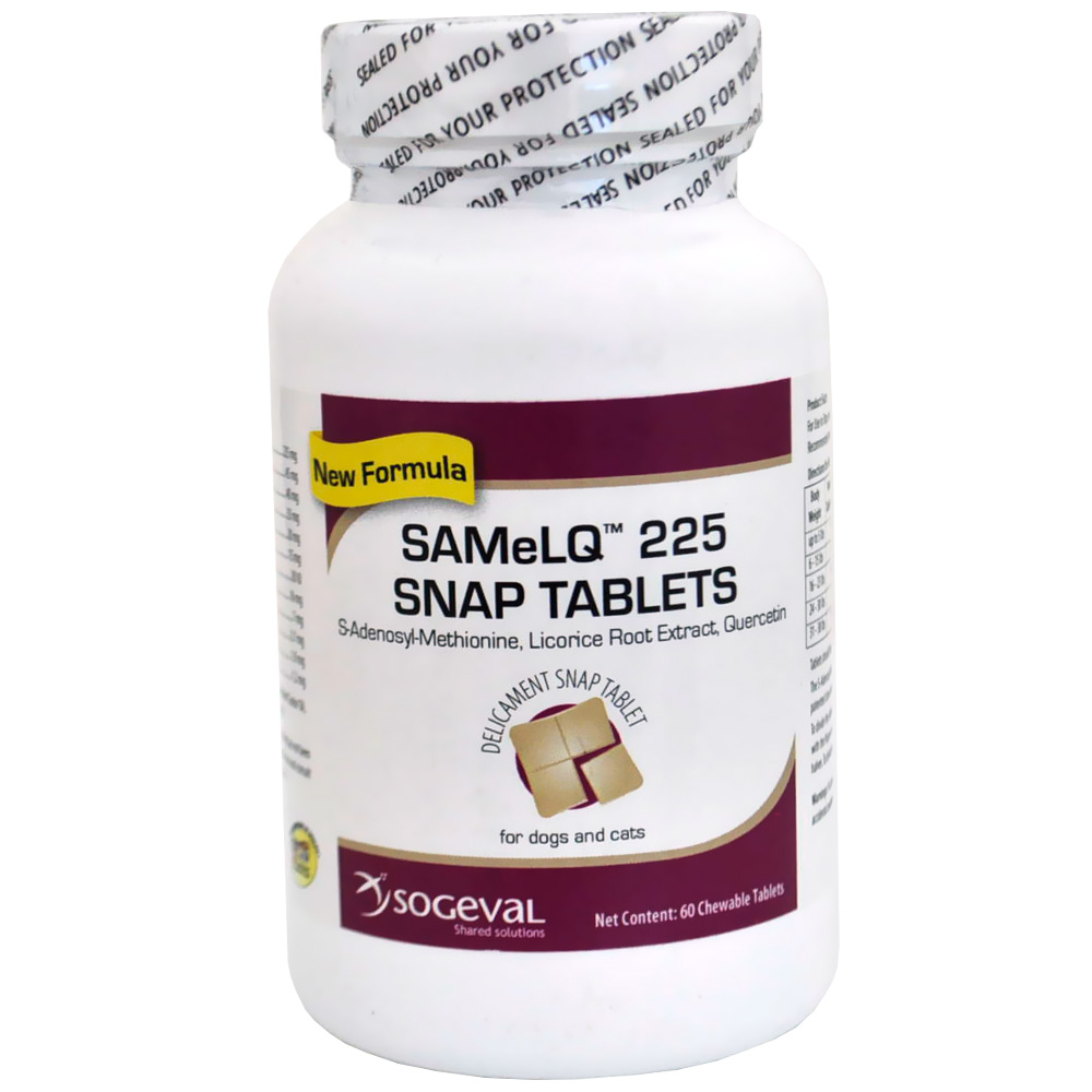 S-Adenosyl SNAP Tablets 225 mg (60 ct) by Sogeval