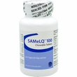 SAMeLQ Liver Support for Dogs & Cats  - 100 mg (60 chewable tablets)