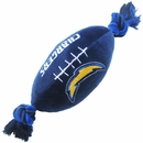San Diego Chargers Plush Dog Toy