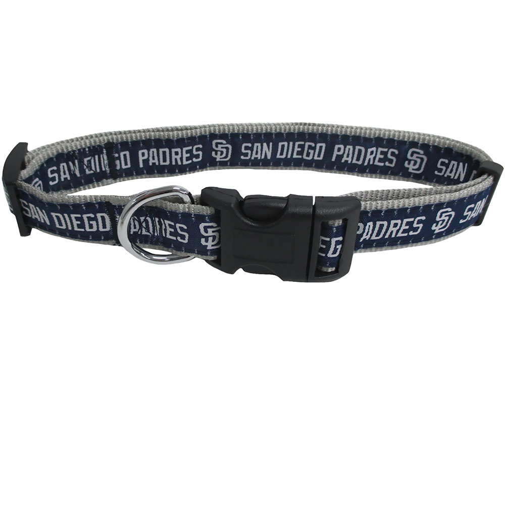 San Diego Padres Collar - Ribbon (Medium)