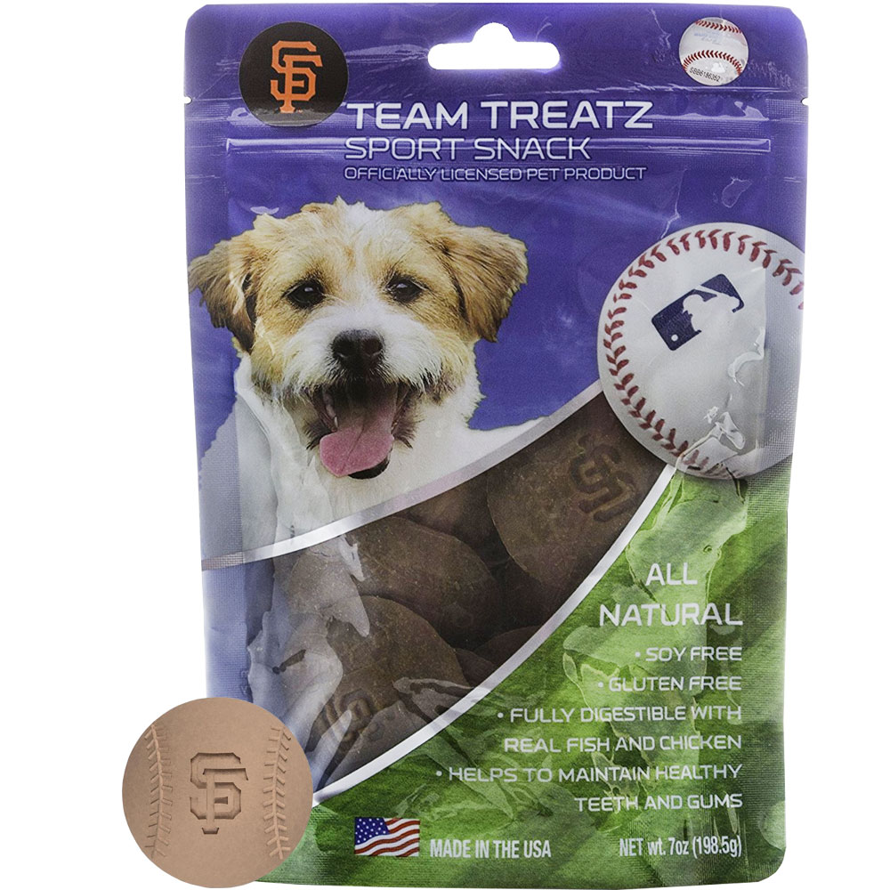 San Francisco Giants Treats